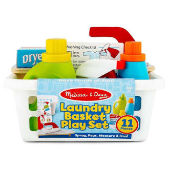 Picture of Laundry Basket Play Set