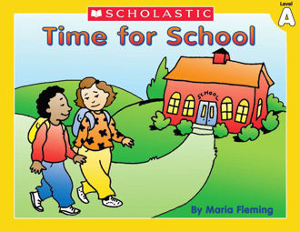 Picture of Time for school