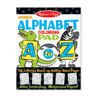 Picture of Animal Alphabet Coloring Pad  A to Z