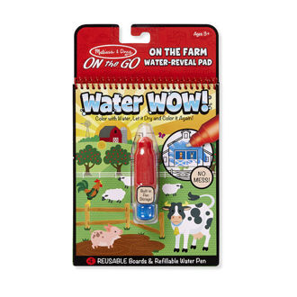 Picture of Water Wow! Farm - On the Go Travel Activity