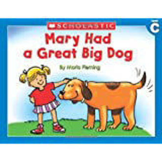 Picture of Mary had a great big dog