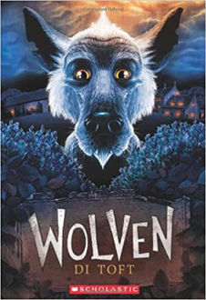 Picture of WOLVEN Bk.#3 BAD WOLF RISING