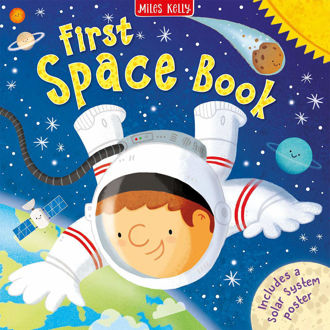 Picture of First Space Book