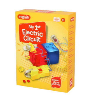 Picture of MY 1ST ELECTRIC CIRCUIT