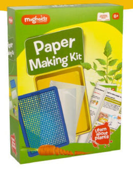Picture of PAPER MAKING KIT