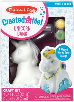 Picture of Created by Me! Unicorn Bank