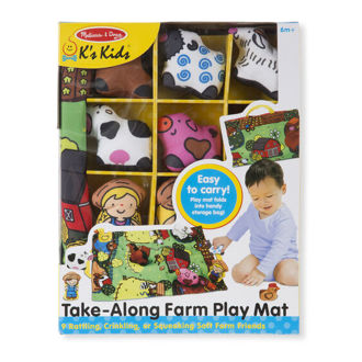 Picture of Take-Along Farm Play Mat