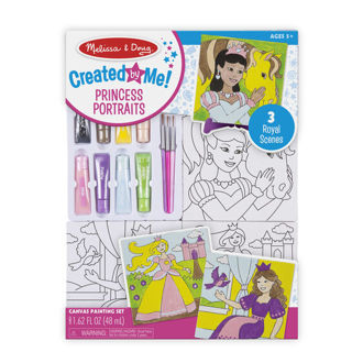 Picture of Canvas Painting Set - Princess