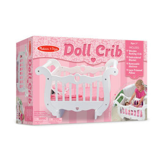 Picture of Wooden Doll Crib