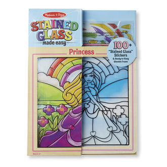 Picture of Stained Glass made easy Princess