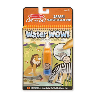 Picture of Water Wow! - Safari Water Reveal Pad