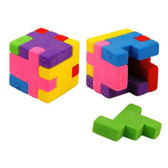 Picture of Cube Puzzle Eraser