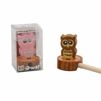Picture of Owl Sharpener/Eraser