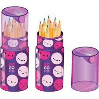 Picture of GoGoPo 12 Pencils in Tube
