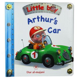 Picture of Little Boy - Arthurs Car