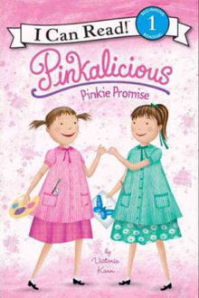 Picture of Pinkie Promise Pinkalicious
