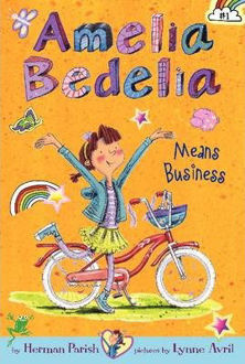 Picture of Amelia Bedelia Means Business