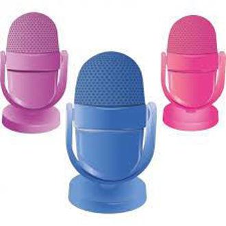 Picture of Microphone Eraser- Sharpner