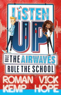 Picture of Listen Up The Airwaves Rule the School