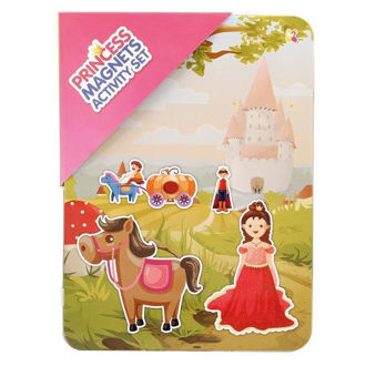 Picture of Princess Magnets Activity Tin Set