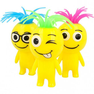 Picture of Light Up Emoticon Man