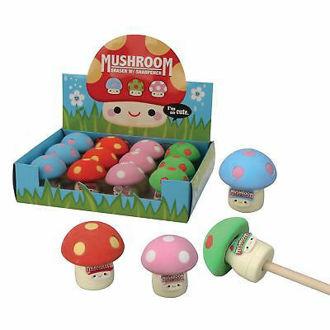 Picture of Mushroom Sharpener & Eraser