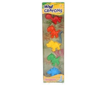 Picture of Mini Dinosaur Crayons
