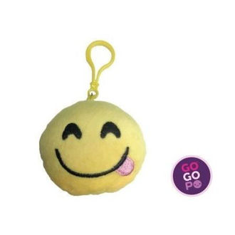 Picture of GoGoPo Emoji Keyring Screen Cleaner
