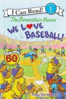 Picture of The Berenstain Bears We Love Baseball!