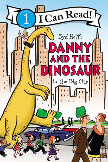 Picture of Danny And The Dinosaur In The Big City I Can Read Level 1