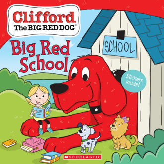 Picture of CLIFFORD: BIG RED SCHOOL