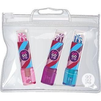 Picture of GoGoPo Lipstick Eraser 3pk