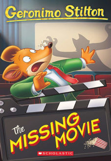 Picture of The Missing Movie - Geronimo Stitton