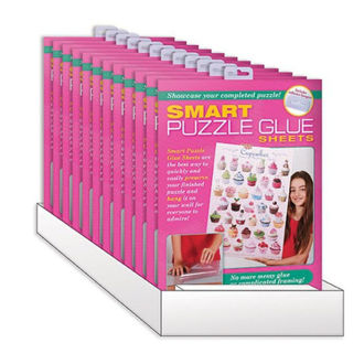 Picture of Smart puzzle Glue Sheets
