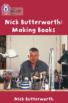 Picture of Nick Butterworth: Masking Books / Big Cat / Green Band 5