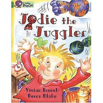 Picture of Jodie the Juggler / Big Cat / Green Band 5