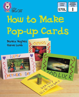 Picture of How to Make Pop-up Cards