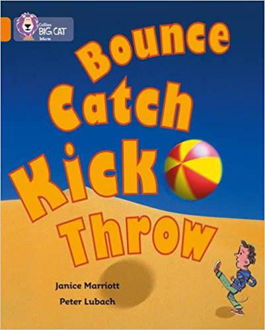 Picture of Bounce Catch Kick Throw