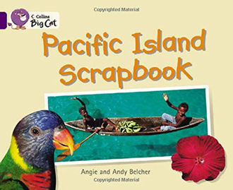 Picture of Pacific Island Scrapbook / Big Cat / Purple Band 8