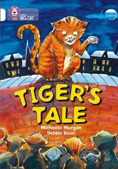 Picture of Tiger's Tale / Big Cat / White Band 10