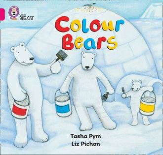 Picture of Colours Bears / Big Cat / Pink B Band 1B