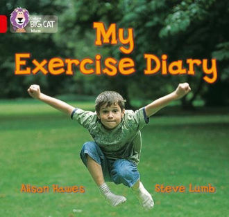 Picture of My Exercise Diary / Big Cat / Red B Band 2B