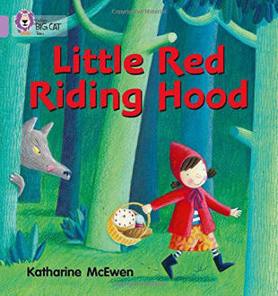 Picture of Little Red Riding Hood by Katharine McEwen