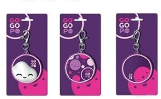 Picture of GOGOPO MIRROR KEY RING