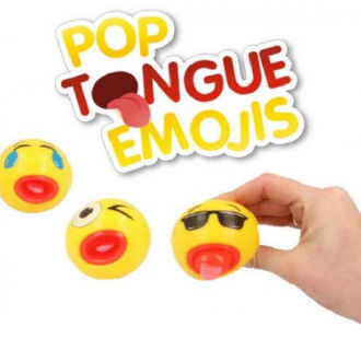 Picture of Pop Tongue Emoticons