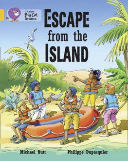 Picture of Escape From the Island / Big Cat / Gold Band 9
