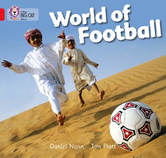 Picture of World of Football / Big Cat / Red A Band 2A