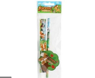 Picture of Forest Friends 5pc Stationery Set