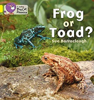 Picture of Frog or Toad? Big Cat Yellow Band 3