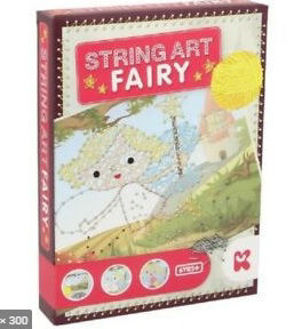 Picture of Fairy String Art